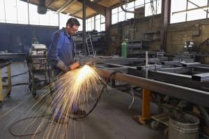 Über Stahlbau